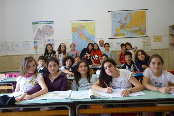 Alunni classe Quinta