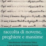 L'amore non ha legge-Raccolta di novene...(T.M.Fusco). Ed. critica a cura di G. Perrone