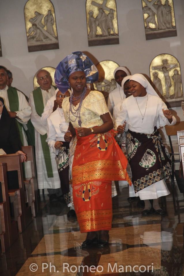 Danza Nigeriana