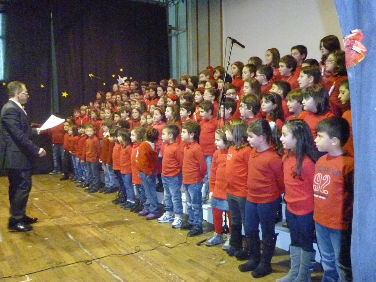 Concerto di Natale 2012 Lamezia Terme