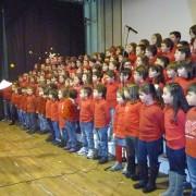 Concerto di Natale 2012 alunni Lamezia Terme Scuola Primaria Tommaso Maria Fusco