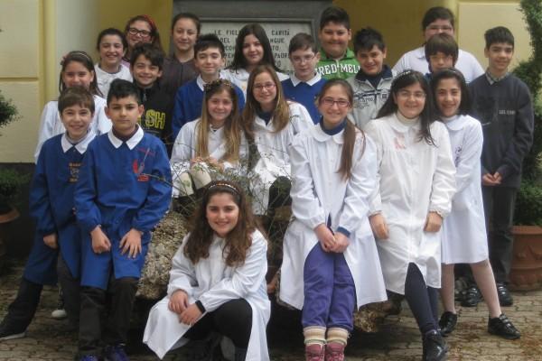 - Pagani Scuola Preziosissmo Sangue - Beato Tommaso Maria Fusco